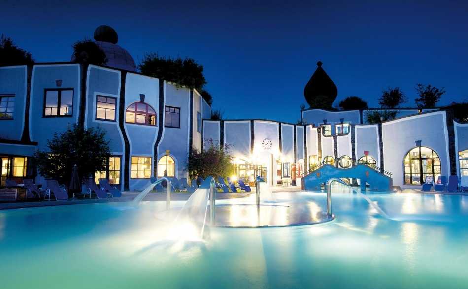 Rogner Therme Bad Blumau