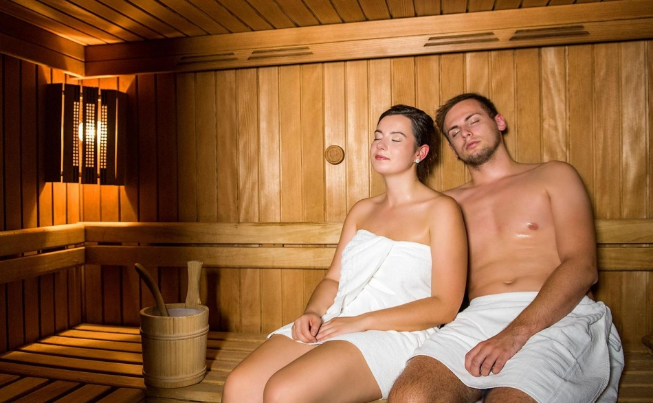 Sauna Wellnessoase